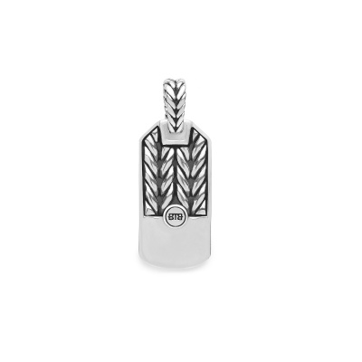 Buddha to Buddha 925 Sterling Zilveren Heritage Barbara Tag Bedel 107one
