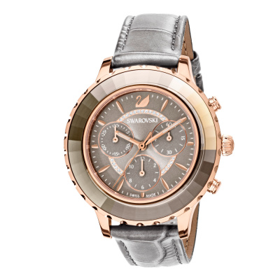Swarovski Octea Lux Chorno horloge 5452495