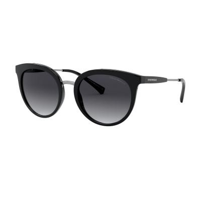 Emporio Armani Modern Black Zonnebril EA414550018G53