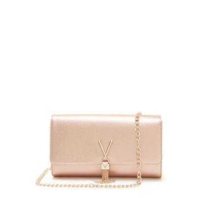 Valentino Bags Divina Ororosa Clutch VBS1R401GOROROSA