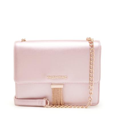 Valentino Bags Piccadilly Oro Rosa Crossbody Tas VBS4I602NORO ROSA