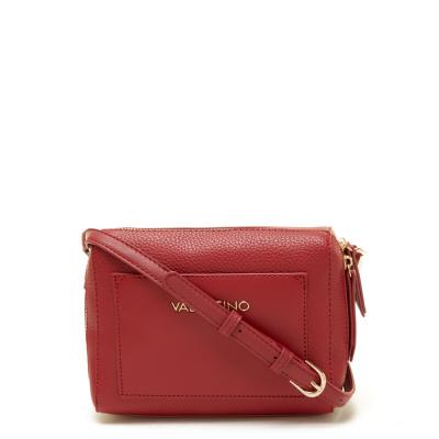 Valentino Bags Willow Bordeaux Crossbody Tas VBS5K703BORDEAUX
