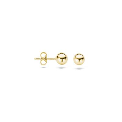 Blush 14 Karaat Gouden Oorbellen 7120YGO
