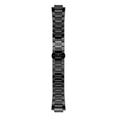 Sem Lewis Moorgate Strap 24mm Zwart SL620010