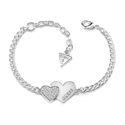 GUESS Me and You Armband UBB84123-S (18.40 cm)