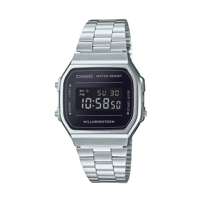Casio Retro Mirror Face horloge A168WEM-1EF