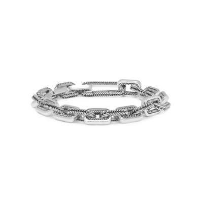 Buddha to Buddha 925 Sterling Zilveren Heritage Barbara Link Small Armband 117 (Lengte: 17.00-21.00 cm)