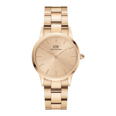Daniel Wellington Iconic Unitone horloge DW00100401
