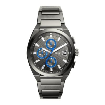 Fossil Everett Chrono horloge FS5830