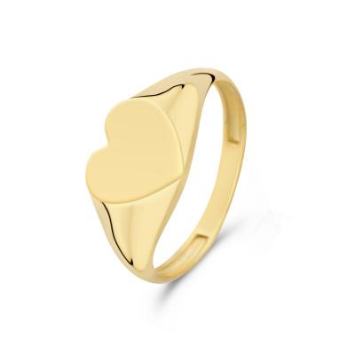 Isabel Bernard Le Marais Lauren 14 Karaat Gouden Ring IB330028