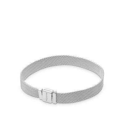 Pandora Reflexions 925 Sterling Zilveren Armband 597712 (Lengte: 16.00-20.00 cm)