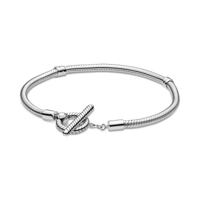 Pandora Icons 925 Sterling Zilveren Snake Chain Armband 599082C00