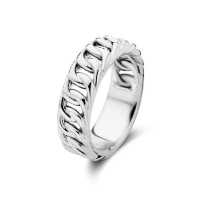 May Sparkle Summer Breeze Sophie Zilverkleurige Ring MS330005