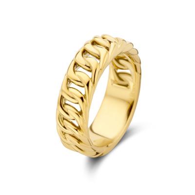 May Sparkle Summer Breeze Sophie Goudkleurige Ring MS330006