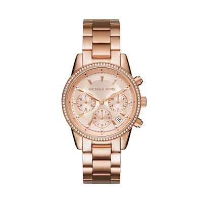 Michael Kors Ritz Chronograaf horloge MK6357