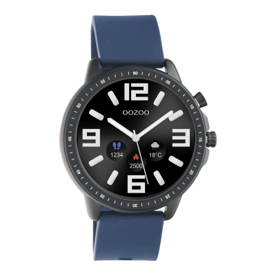OOZOO Blauw Display Smartwatch Q00332