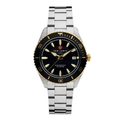 Sem Lewis Lundy Island Diver horloge SL1100074