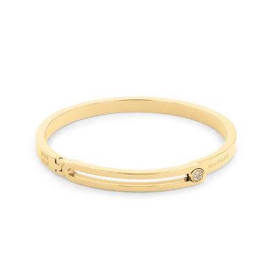 Tommy Hilfiger Goudkleurige Armband TJ2780533 (Lengte: 19.00 cm)