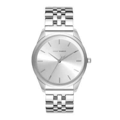 Violet Hamden Serene City Zilverkleurig horloge VH04001
