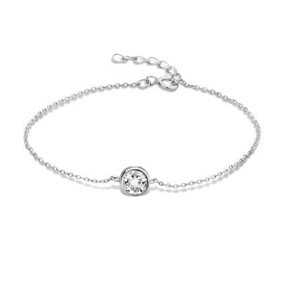 Violet Hamden Venus 925 Sterling Zilveren Armband Met Geboortesteen VH320009 (JAN-DEC)